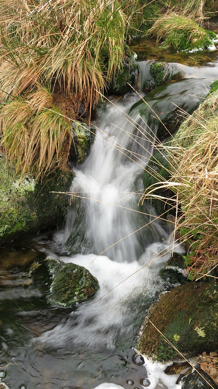 Waterfall, Hentor Brook