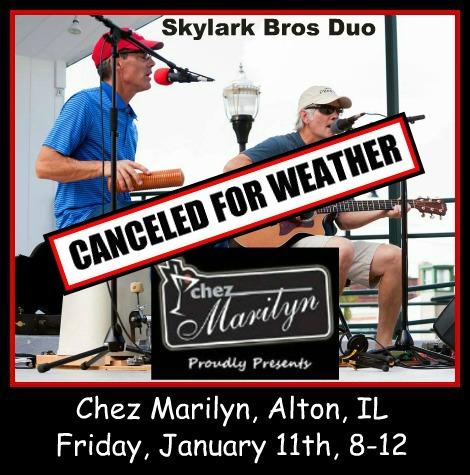 Skylark Bros Duo 1-11-19