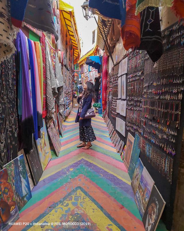 Morocco Fes Alleyways 01