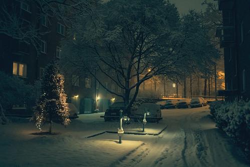 Home (Somewhere in Helsinki)