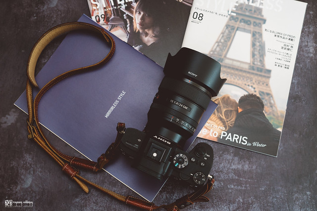 融化在情人的眼光裡:Sony FE 24mm F1.4 G Master | 01