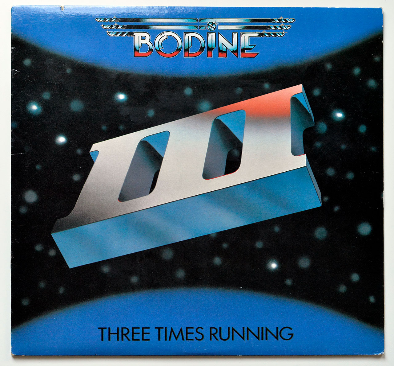 A0721 BODINE Three Times Running