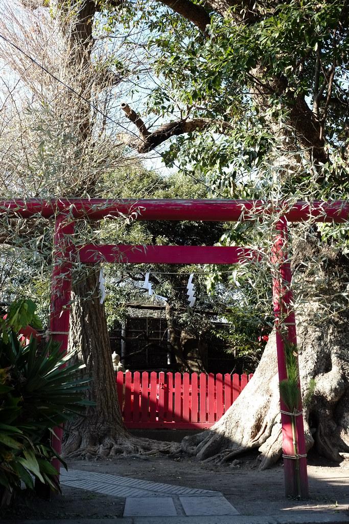 Zukiyamasha shrine, Kamakura