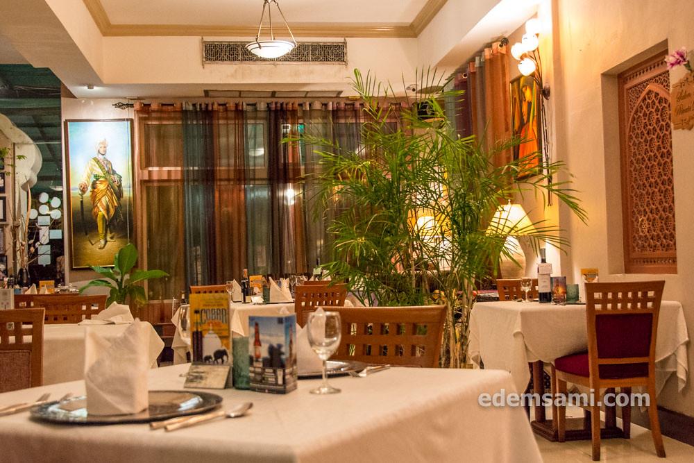Indian by Nature индийский ресторан в Паттайе