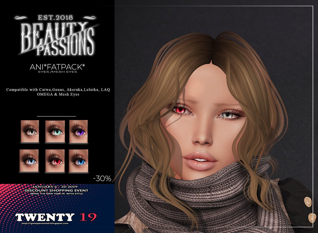 ~Beauty Passions~ANI @Twenty19 - TeleportHub.com Live!