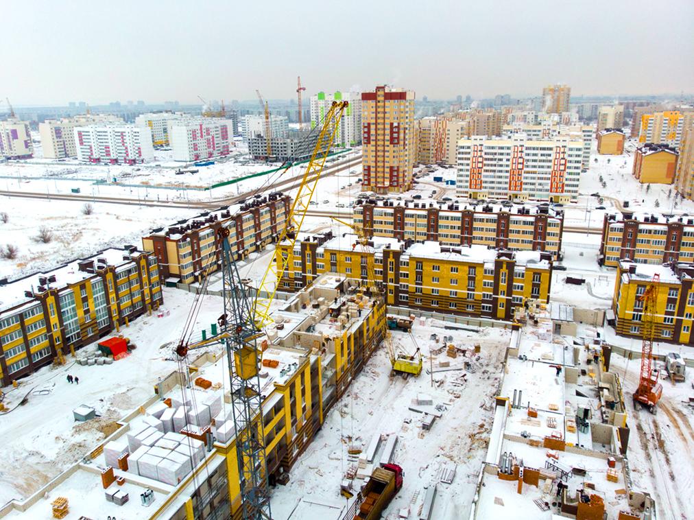 Купить квартиру в Ульяновске в ЖК Гринпарк