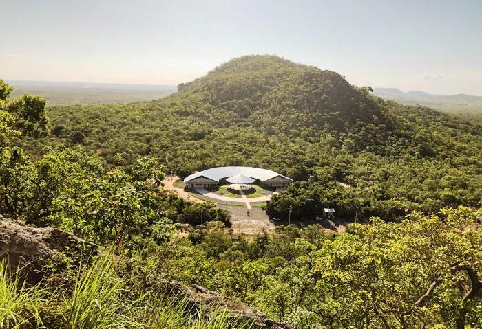 Parque Monte Alegre: serras, trilhas e pinturas rupestres. Por Fábio Barbosa, Parque Estadual de Monte Alegre