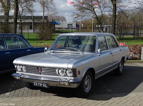 1973 FIAT 130 3200 Berlina