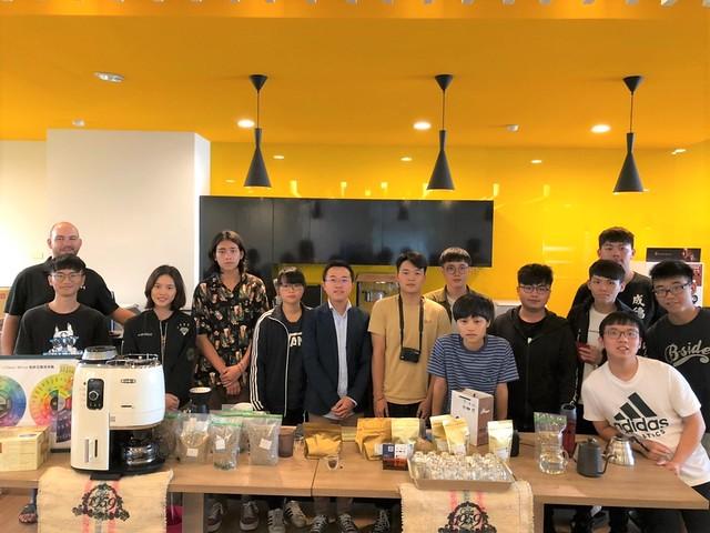 20190321「咖啡文化體驗課程-認識精品咖啡」