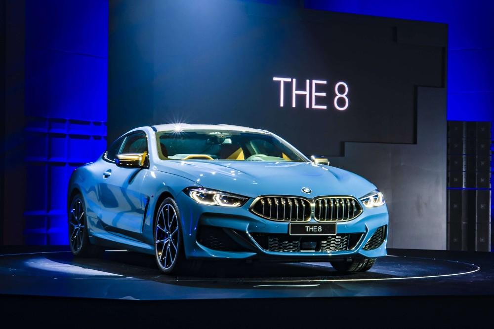 [新聞照片六]全新BMW M850i 君子御駕 馳風而上