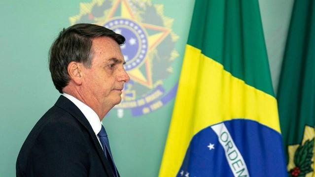 Jair Bolsonaro foi eleito presidente em outubro de 2018 - Créditos: Sérgio Lima / AFP