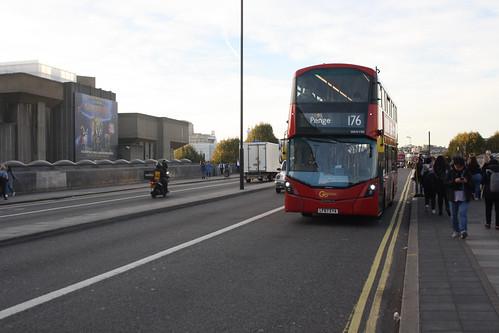 Go-Ahead London WHV190 LF67EYA