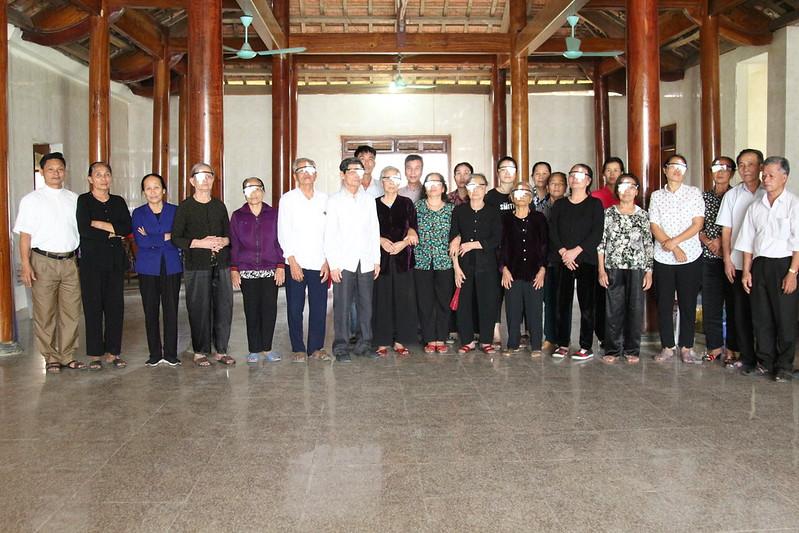 Caritas GP Hà Tĩnh mổ mắt
