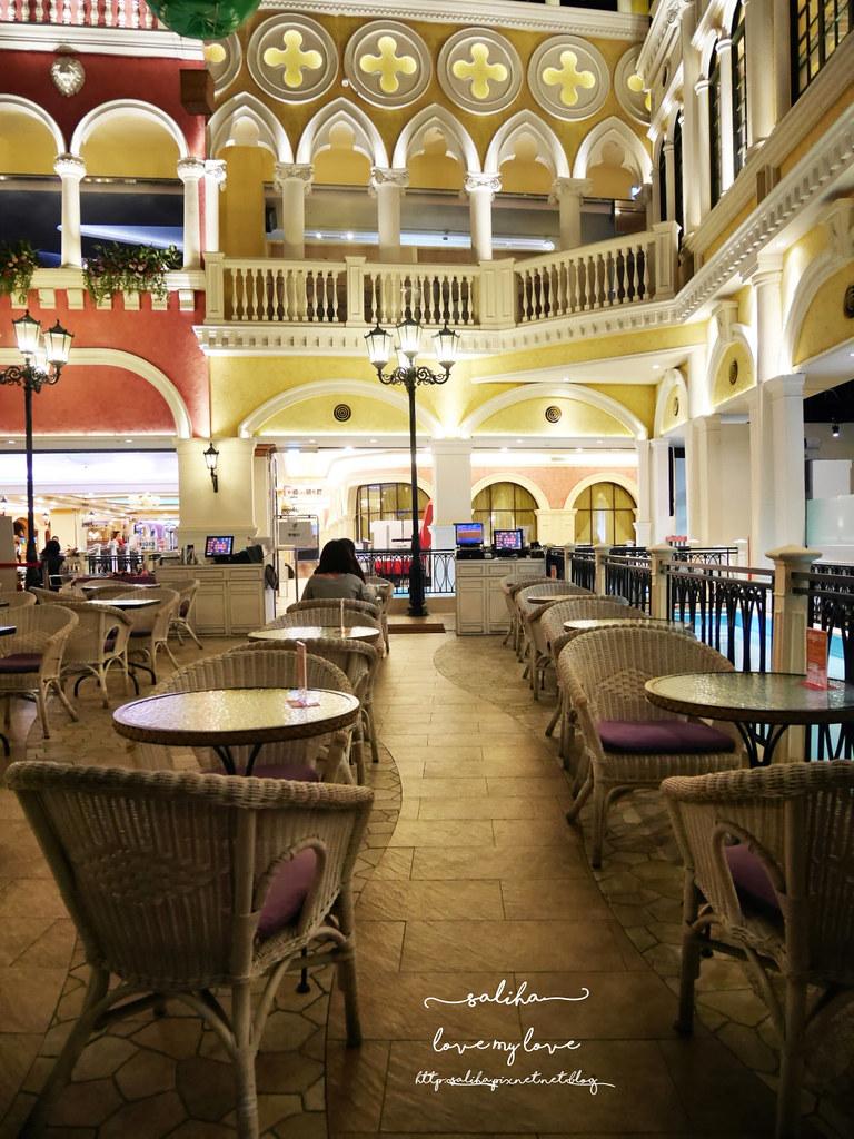 板橋站附近餐廳大遠百跳舞香水義大利麵輕食下午茶咖啡 (3)