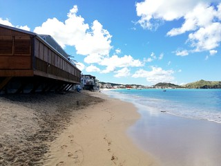 Grand Case, St Martin, Jan 2019
