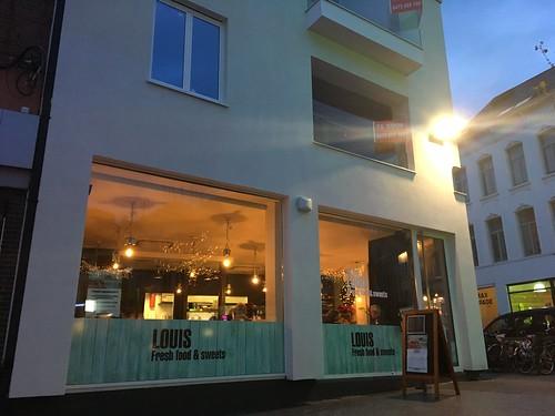 Cafetería en Malinas