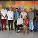 """Artistas dominicanos se solidarizan con Venezuela a través de """"Un Lienzo Suelto por la Paz"""""""