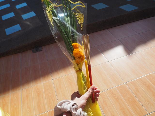 P1020527 Wat Saman Rattanaram(ワット・サマーン・ラッタナーラーム) ピンクガネーシャ バンコク Bangkok ひめごと