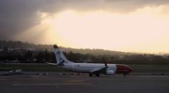 Norwegian / Boeing 737-8JP / LN-DYA