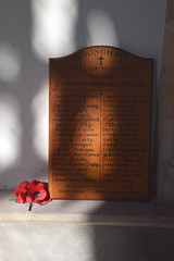 Rickinghall Roll of Honour