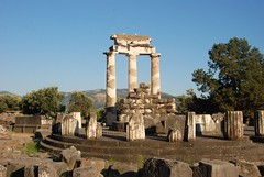 Grecia. Delfos. Santuario de Atenea Pronaia (16)