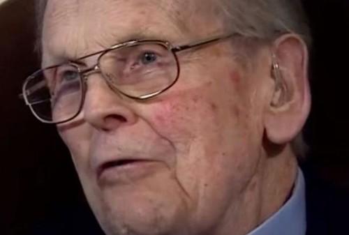El piloto veterano Dick Churchill