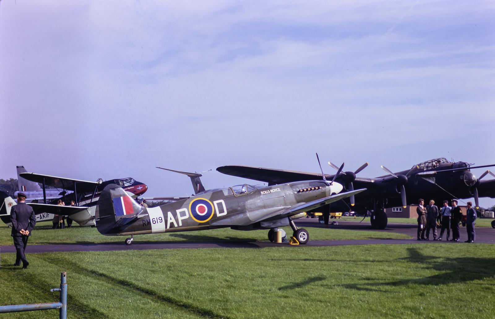 RAF Finningley airshow 1969 - FighterControl