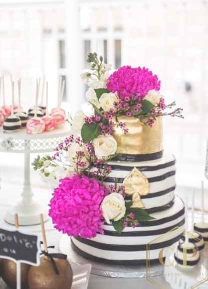 Cake by Sandies Cakes