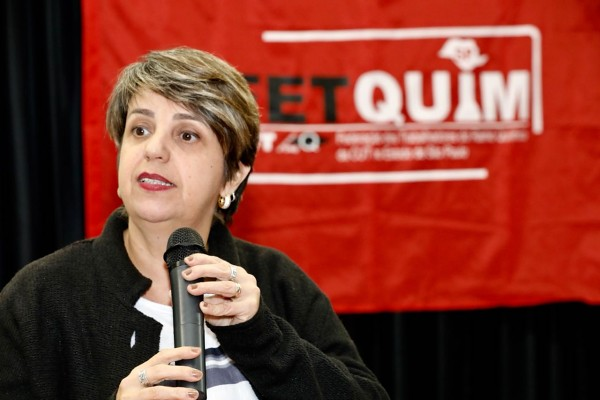 Pelatieri critica as bases da reforma da Previdência proposta por Bolsonaro (PSL) - Créditos: Fetquim/Divulgação