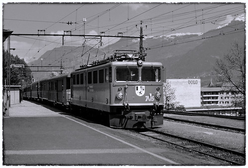 RhB Ge6/6'' 705