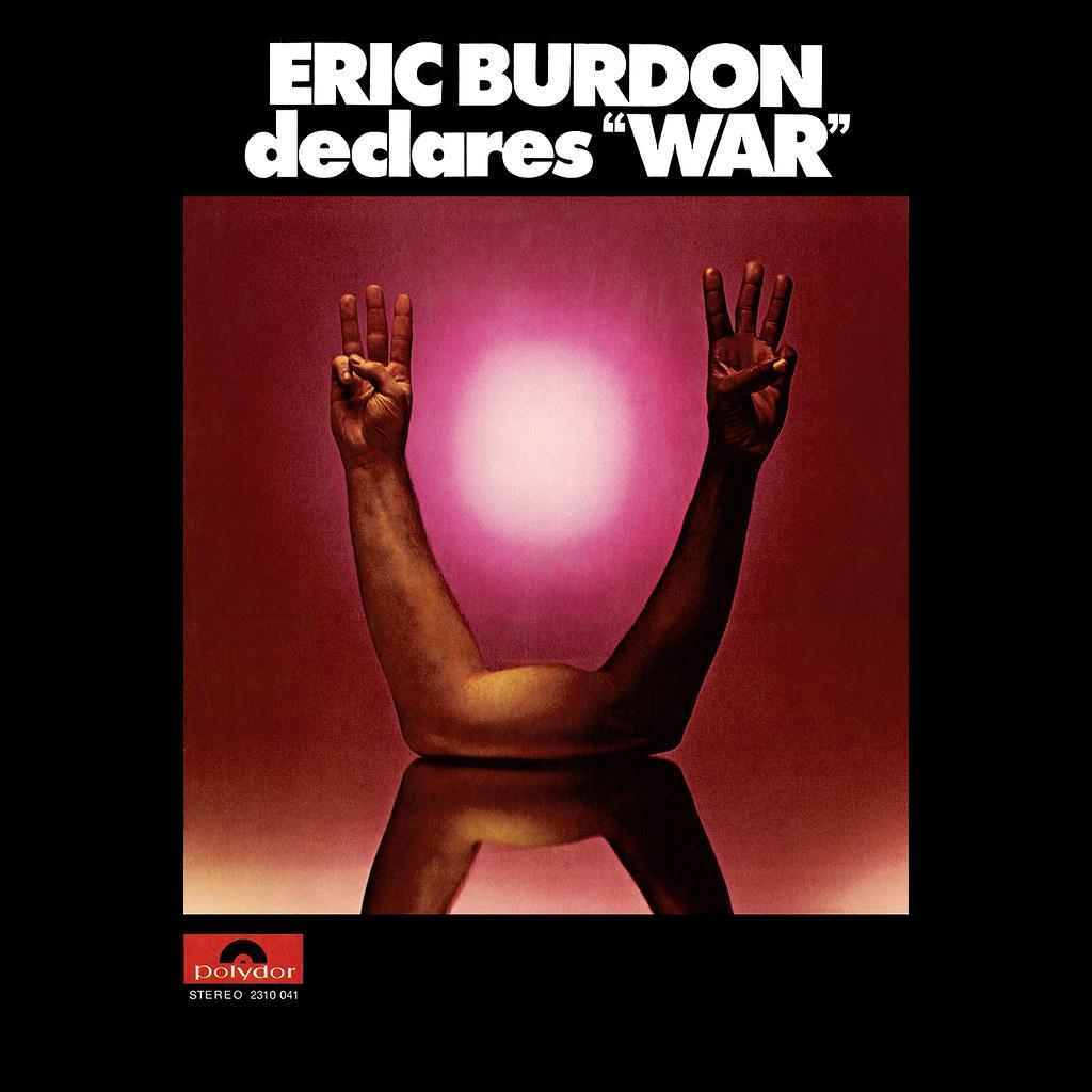 Eric Burdon - Eric Burdon Declares War