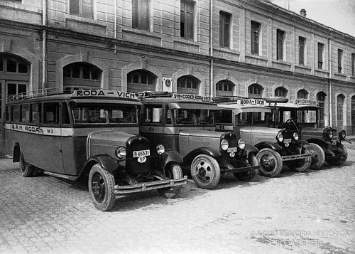 cotxes de línia