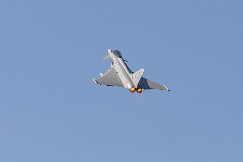 Primer Eurofighter Tranche 1 actualizado