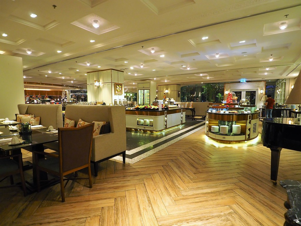 曼谷THE ATHENEE HOTEL (26)