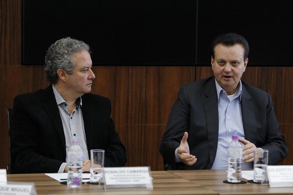 Assinatura de acordo de cooperação com a Prefeitura de São Paulo no âmbito da Operação Rastro.