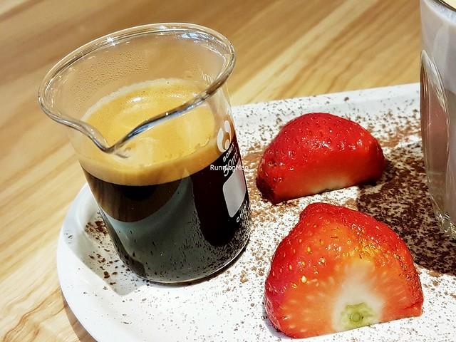 Espresso & Strawberries