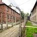 2. Barracones de Auschwitz que vimos durante la excursión al campo de concentración de Polonia