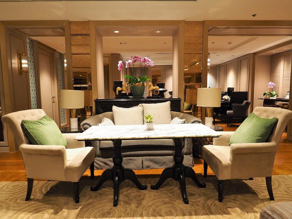曼谷THE ATHENEE HOTEL (11)
