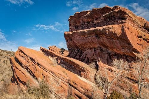 colorado unitedstates us landscape redrocks denver