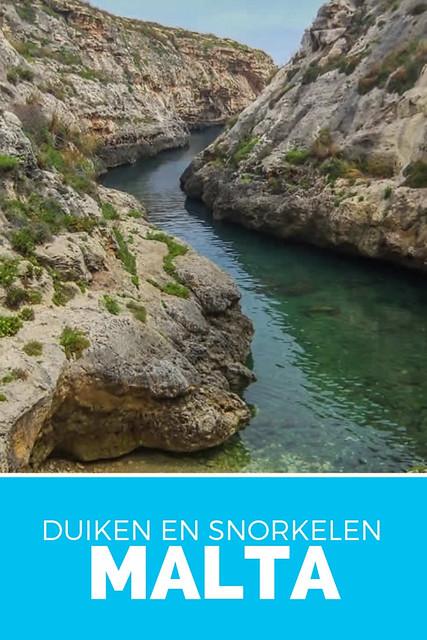 Duiken en snorkelen op Malta, de mooiste plekken | Malta & Gozo