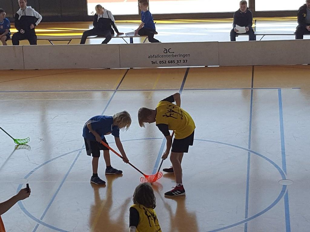 Unihockeyfinal 2019