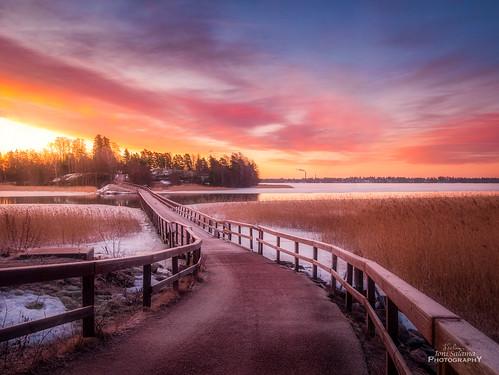 Tarvo sunrise