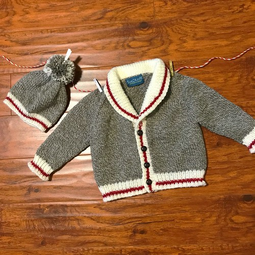 First Cardigan class starts Tuesday, January 15 from 6:00 to 8:00 pm