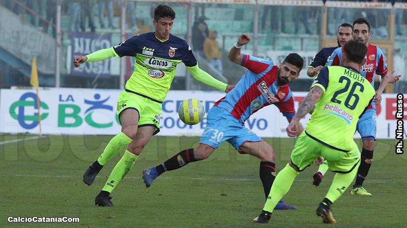 Catania-Juve Stabia: probabili formazioni