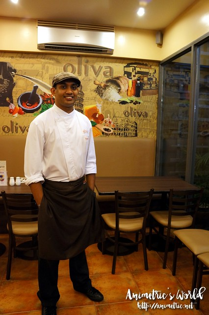 Oliva Bistro Cafe