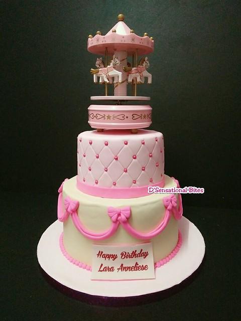 Cake by Dhana Laksmy of D'Sensational Bites