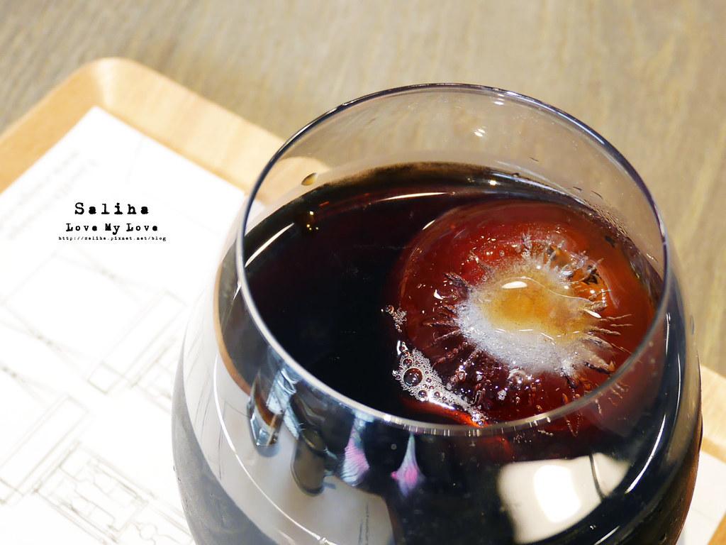 東區不限時下午茶推薦冰滴咖啡Cuiqu Coffee奎克咖啡台北忠孝店 (5)