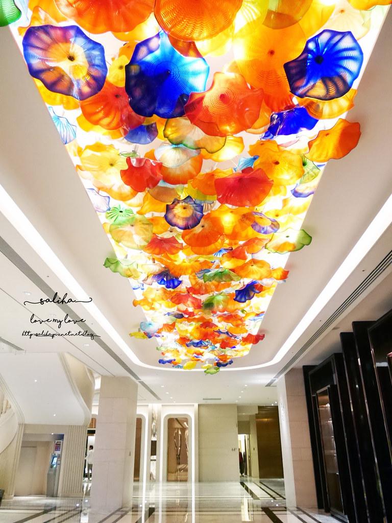 台北大直美麗華附近餐廳美福飯店palette彩匯自助餐廳下午茶吃到飽 (1)