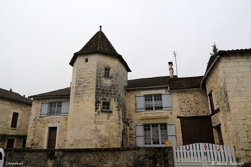 24 Chapdeuil - Maison forte XVI