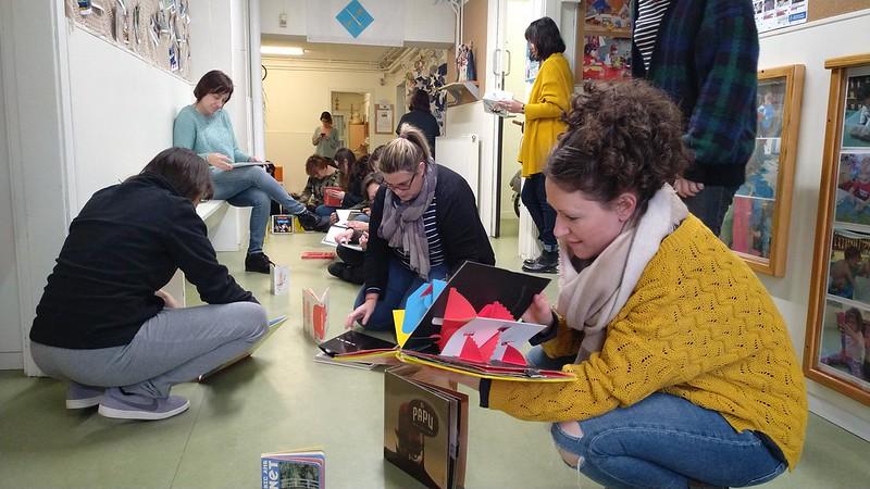Projecte Converses literàries en la primera infància